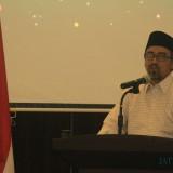 Ketua KPU Kota Probolinggo Ahmad Hudri dalam sebuah kesempatan(Agus Salam/Jatim TIMES)