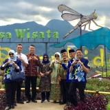 Kepala Daerah Keliling Cafe Sawah, Ketua AKKOPSI: Desa Pujon Kidul Sukses Gabungkan Pariwisata dan Sanitasi