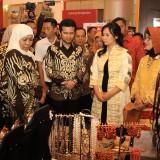 Puncak Hari Koperasi, Gubernur Khofifah Resmikan Empat Aplikasi E-Commerce