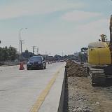 Seimbangkan Tinggi Konstruksi Jalan di Tol Mapan, Ampeldento Akan Punya Jalan Baru