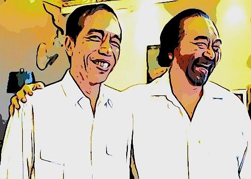 Jatah Menteri Jokowi 34 Kursi, NasDem: Kita Tak Pernah Minta-Minta, Jokowi Tak Butuh Kita Tak Apa-Apa