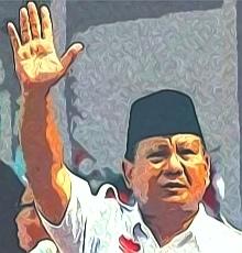 Selamat tinggal penumpang gelap. Begitulah mungkin pesan yang disampaikan Prabowo dengan berbagai manuver tak terduganya. (Ilustrasi Nana)