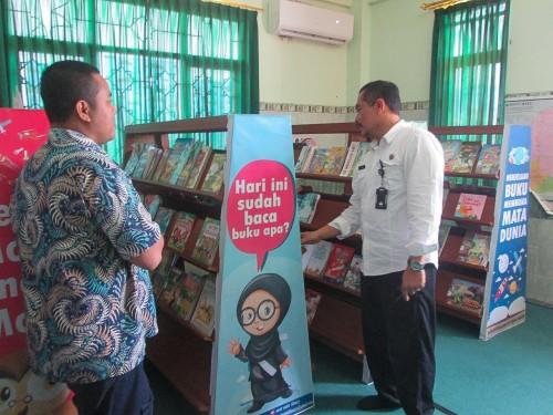 Perpustakaan SD Anak Saleh Malang. (Foto: Humas SD Anak Saleh for MalangTIMES)