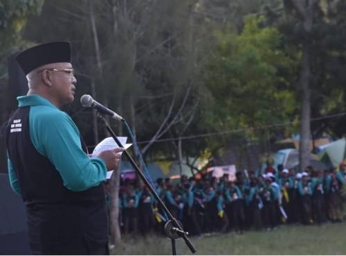 Plt Bupati Malang Sanusi berharap pendidikan di Kabupaten Malang menjadi yang terbaik di Indonesia (Humas Pemkab Malang)