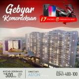 Tawarkan Promo Menarik, Booth Apartemen The Kalindra di Expo Property Matos Digeruduk Investor