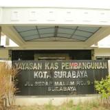 Aset YKP Rp 95 Miliar Belum Tahu Hendak di Kemanakan oleh Pemkot Surabaya