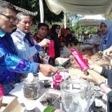 Juara, Kopi Merah Jambuwer Diserbu Pengunjung Bursa Inovasi Desa