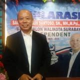 Perindo Tak Miliki Kursi di Dewan, Samuel Teguh Tidak Kehabisan Akal Maju Pilwali Surabaya
