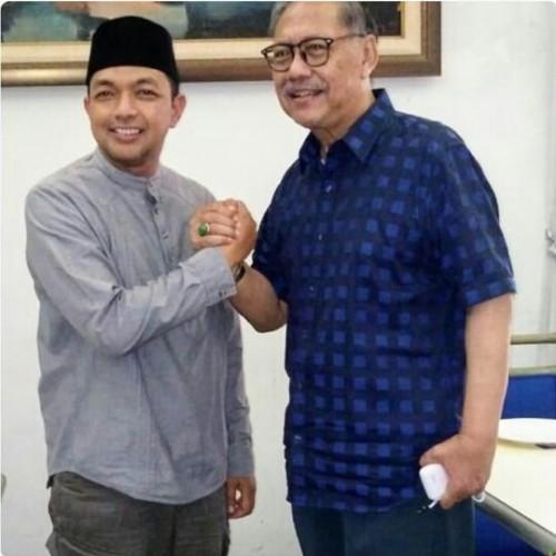Gus Hans bersama Ketua KBM Jatim Hadi Pranoto