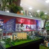 Pameran The Kalindra di Expo Property Matos Diserbu Investor