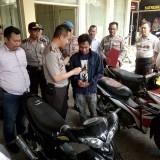 Motor yang Hilang Kembali, Pemilik: Terima Kasih Kapolres Jember