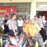 Residivis Curanmor Dibekuk, Polisi Hadiahi Timah Panas
