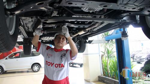 Ilustrasi layanan service yang diberikan Auto2000 Singosari. (Foto: Dokumen MalangTIMES)
