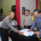 Tingkatkan SDM, Polres Blitar Jalin MoU Dengan Universitas Wisnu Wardhana Malang