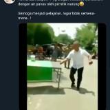 Viral, Dianggap Arogan, Razia Satpol PP Ini Dihujat Warganet