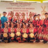 Wakili Jawa Timur di Tingkat Nasional, Tarian Porem Bulkiyo dari Blitar Kembali Ukir Prestasi