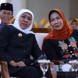 Gubernur Jatim Kunjungi Balai Kota Among Tani, Wali Kota Batu Pamer Gedung Hasil Jerih Payah Petani