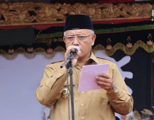 Plt Bupati Malang Sanusi berharap PID jadi gerakan bersama di pedesaan Kabupaten Malang (for MalangTIMES)