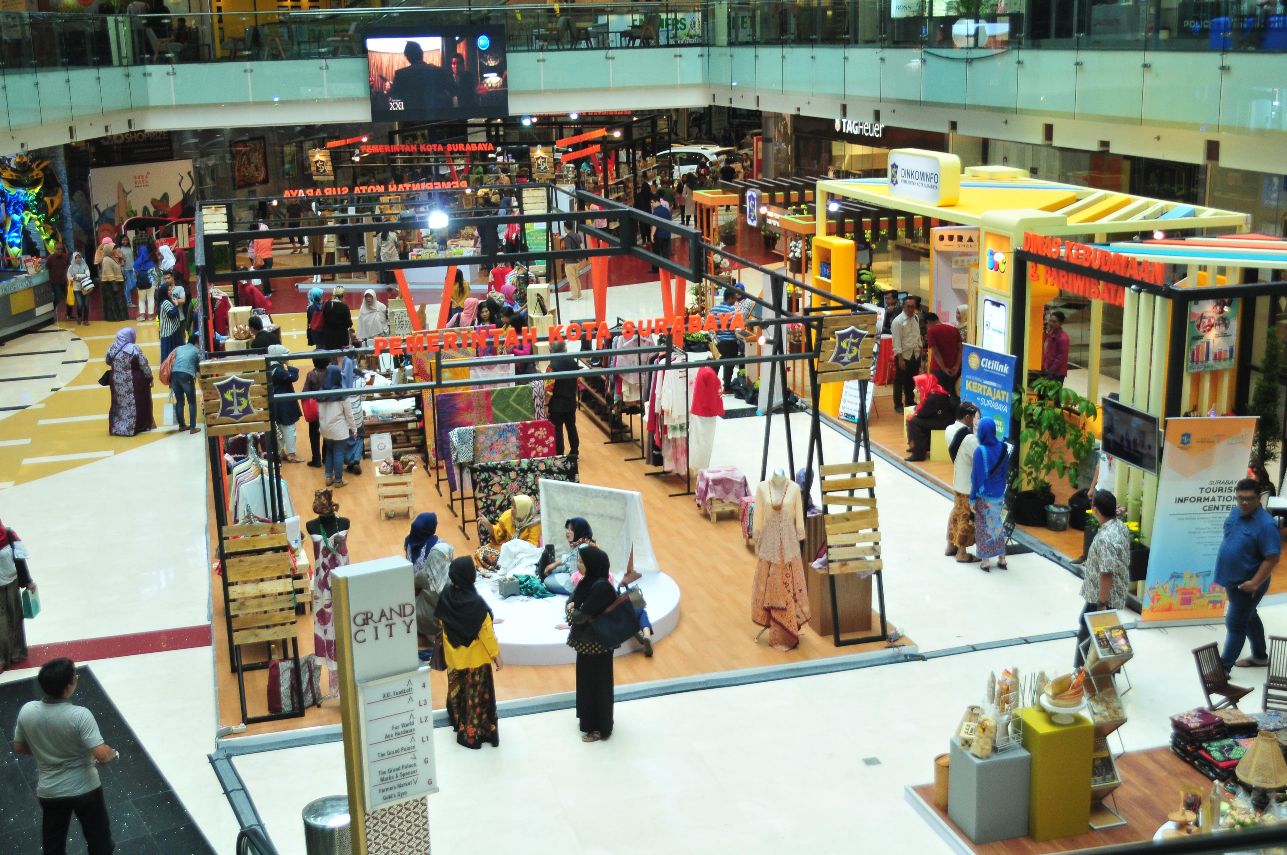 Surabaya Great Expo sebelumnya
