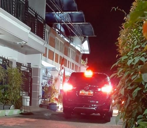 Rumah Kasi Pidsus Kejari Kabupaten Pasuruan