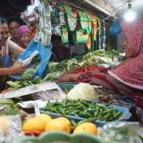 Sosialisasi di Pasar Pucang.