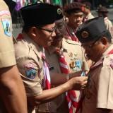 Rayakan Hari Pramuka Ke-58, Kota Malang Banjir Prestasi