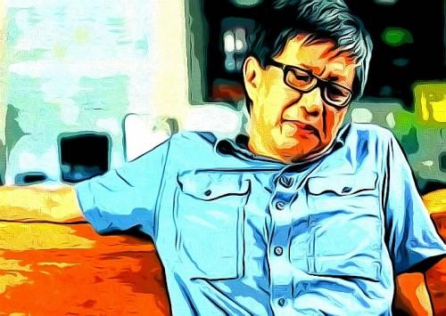 Rocky Gerung skak mat politisi partai NasDem yang menyebutnya badut (Ist)
