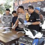 Sudah Ditolong Malah Menipu, Pemuda Asal Kediri Diamankan Polres Trenggalek