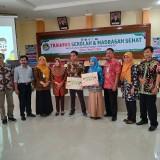 Acara TOT yang digelar di Aula Dinas Pendidikan Pemuda Dan Olahraga Kabupaten Tulungagung (foto : Anang Basso / TulungagungTIMES)