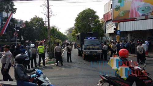 Beredar Surat Pemberitahuan Aksi, Polisi Tegaskan Demo Mahasiswa Papua Tak Berizin