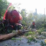 Truk Tangki Pertamina Berisi Avtur Kecelakaan di Jombang, Kerugian Capai Miliaran Rupiah