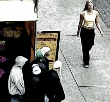 28,3 Persen Wanita Suka Berfantasi Gangbang dan Opini Nyeleneh Para Suami
