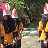 Euforia Warga Tuna Netra di Malang Sambut Hari Kemerdekaan