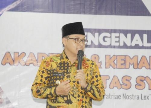 Wali Kota Malang, Drs Sutiaji (Foto: Humas)