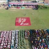 74 Tumpeng Warga Mulyorejo, Penghantar Doa Demi Kesejahteraan Indonesia