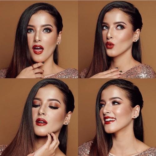 Beauty Vlogger Tasya Farasya.