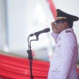 Upacara Kemerdekaan Libatkan Ribuan Siswa, Wali Kota Malang Tekankan Semangat Cinta NKRI
