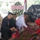 Pimpin Ziarah Nasional, Dandim 0808/Blitar Ajak Generasi Milenial Teladani Bung Karno