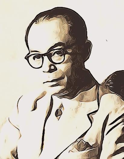 Bung Hatta (ilustrasi Nana)