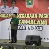 Tim Paskibraka Dibubarkan, Wali Kota Malang Minta PPI Tangkal Berita Hoax