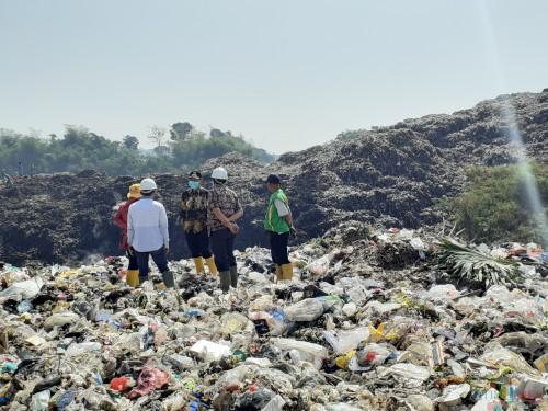 Ilustrasi sampah di TPA Supit Urang Kota Malang (Arifina Cahyanti Firdausi/MalangTIMES)