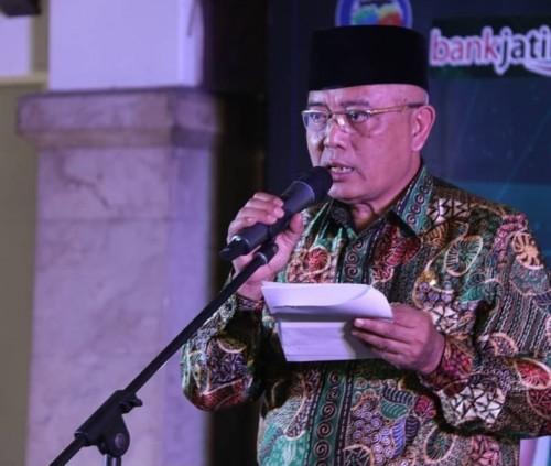 Plt Bupati Malang Sanusi berjanji akan merangkul napi yang telah selesai masa hukumannya (Humas Kab Malang)