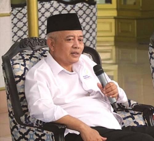 Plt Bupati Malang Sanusi berjanji akan memperhatikan kesejahteraan para veteran. (dok MalangTIMES)