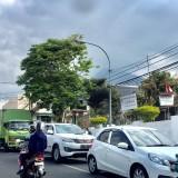 Banyak Jalan Ditutup, Kemacetan Parah Terjadi di Kota Batu