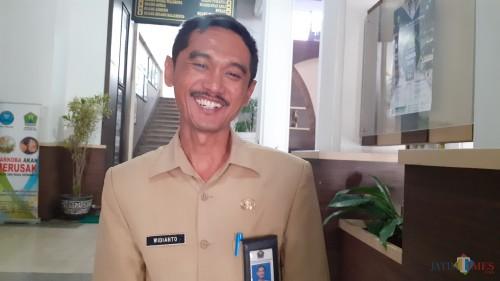 Kabag Humas Pemkot Malang Nurwidianto (Pipit Anggraeni/MalangTIMES).