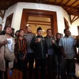 Komunikasi dengan Gubernur Papua Lewat Jaringan Seluler, Wali Kota Malang Ingin Sampaikan Hal Ini