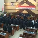 Hadiri Pelantikan 50 Anggota DPRD Jember, Wabup : Perjuangan Telah Menanti
