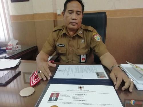 Kepala Dinas Pendidikan Kabupaten Malang M Hidayat menegaskan pendidikan karakte bukan hanya ditujukan pada siswa saja, tapi juga pendidiknya (Nana)
