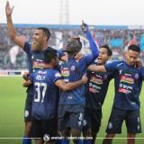 Sedang On Fire, Arema FC Yakin Petik Poin di Bali