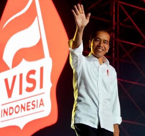 Visi Jokowi pada periode keduanya adalah percepatan. (Ist)